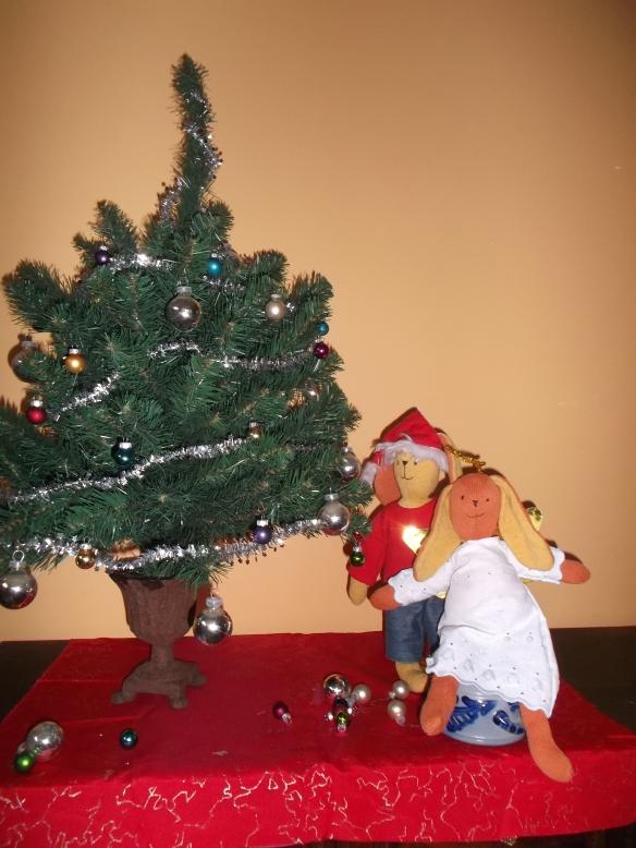 Kerst met Nijn & Luna/Christmas with Nijn & Luna